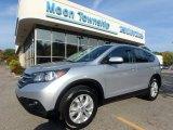 2014 Alabaster Silver Metallic Honda CR-V EX AWD #122940927