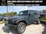 2017 Rhino Jeep Wrangler Unlimited Rubicon 4x4 #122940806