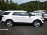 2017 Oxford White Ford Explorer XLT 4WD #122940919