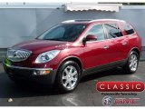 2008 Red Jewel Buick Enclave CXL #122940984