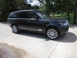 2017 Carpathian Grey Metallic Land Rover Range Rover Supercharged LWB #122957590
