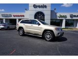 2014 Cashmere Pearl Jeep Grand Cherokee Limited 4x4 #122957392