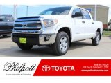 2017 Toyota Tundra SR5 CrewMax Data, Info and Specs