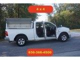 2012 Bright White Dodge Ram 1500 SLT Quad Cab 4x4 #122957599
