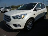 2017 White Platinum Ford Escape SE 4WD #122984033