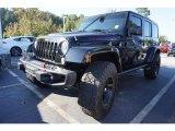2017 Black Jeep Wrangler Unlimited Rubicon 4x4 #122983929