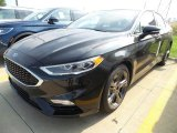 2018 Shadow Black Ford Fusion Sport AWD #122984042