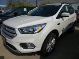 2018 White Platinum Ford Escape SEL 4WD #122984040