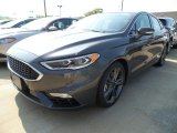 2018 Magnetic Ford Fusion Sport AWD #122984035