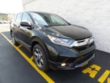 2017 Dark Olive Metallic Honda CR-V EX AWD #122983859