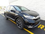 2017 Crystal Black Pearl Honda CR-V Touring AWD #122983858