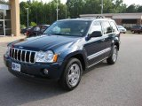 2006 Midnight Blue Pearl Jeep Grand Cherokee Limited #12273813