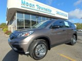 2015 Urban Titanium Metallic Honda CR-V LX AWD #123002874