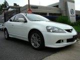 2006 Taffeta White Acura RSX Sports Coupe #12268703