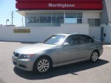 2006 Silver Grey Metallic BMW 3 Series 325i Sedan #12264317