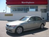 2006 Silver Grey Metallic BMW 3 Series 325i Sedan #12264316