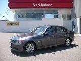 2006 Sparkling Graphite Metallic BMW 3 Series 325i Sedan #12264321