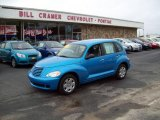 2008 Surf Blue Pearl Chrysler PT Cruiser LX #12275648