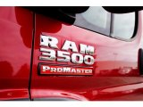 Ram ProMaster Badges and Logos
