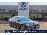 2018 Crystal Black Pearl Acura TLX Sedan #123064403