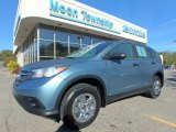 2014 Mountain Air Metallic Honda CR-V LX AWD #123064509
