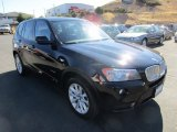 2013 Carbon Black Metallic BMW X3 xDrive 28i #123064551