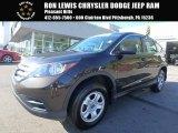 2014 Urban Titanium Metallic Honda CR-V LX AWD #123064537
