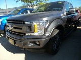 2018 Magnetic Ford F150 XLT SuperCab 4x4 #123080367