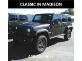 2017 Granite Crystal Metallic Jeep Wrangler Unlimited Rubicon 4x4 #123080329