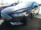 2018 Shadow Black Ford Fusion SE #123080379