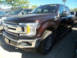 2018 Magma Red Ford F150 XLT SuperCrew 4x4 #123080372