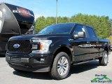2018 Shadow Black Ford F150 STX SuperCrew 4x4 #123080034