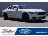 2017 Oxford White Ford Mustang GT Coupe #123108152
