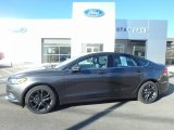 2018 Magnetic Ford Fusion SE #123108278
