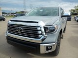 2018 Cement Toyota Tundra Limited CrewMax 4x4 #123130521