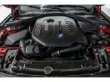 2017 BMW 4 Series Engines