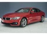 2017 BMW 4 Series Melbourne Red Metallic