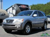 2005 Ice Blue Metallic Kia Sorento EX #123130175