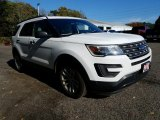 2016 Oxford White Ford Explorer FWD #123154363