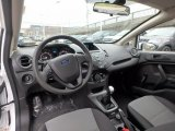 Ford Fiesta Interiors