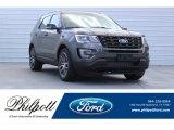 2017 Magnetic Ford Explorer Sport 4WD #123154522