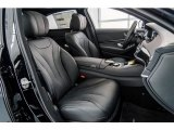 Mercedes-Benz S Interiors