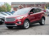 2018 Ruby Red Ford Escape SEL 4WD #123179649