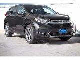 2017 Gunmetal Metallic Honda CR-V EX-L #123179671