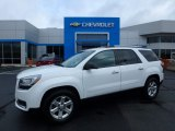 2016 Summit White GMC Acadia SLE #123196089
