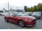 2015 Ruby Red Metallic Ford Mustang V6 Coupe #123196080