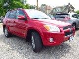 2011 Barcelona Red Metallic Toyota RAV4 V6 Limited 4WD #123196023