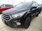 2018 Shadow Black Ford Escape SE 4WD #123210503