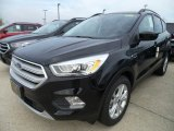 2018 Shadow Black Ford Escape SEL 4WD #123210502