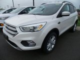 2018 White Platinum Ford Escape SEL 4WD #123210500